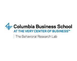Columbia Business School Behavioral Research Lab Logo