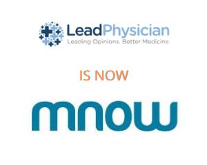 Lead Physician MNOW Logo