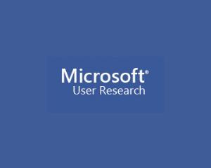 Microsoft User Research Logo
