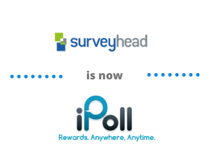 Surveyhead ipoll logo