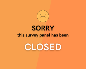 Sorry this panel has CLOSED