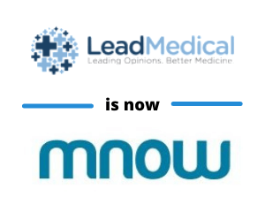 LeadMedical and mnow Logo