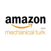 Amazon Mechnical Turk Logo