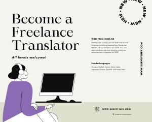 Become a Language Translator