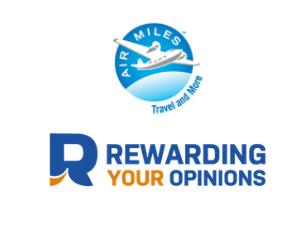 Rewarding Your Opinion Logo