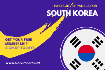 Popular Paid Survey Panels For South Korea