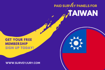 Popular Paid Survey Panels For Taiwan